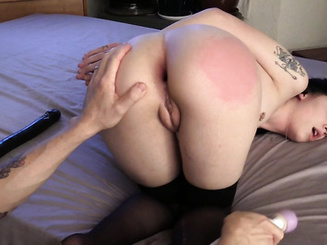 Парень устроил порнуху с красивой женой