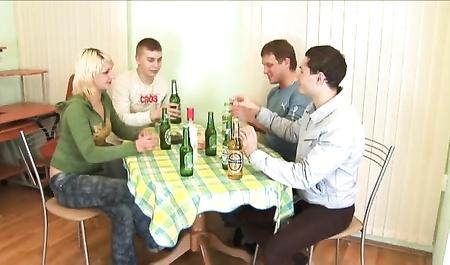 Porno Gang Bang Russkiy